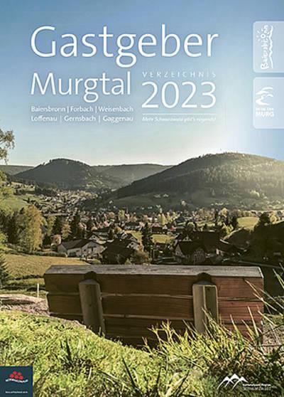 Gastgeber Baiersbronn & Murgtal 2019