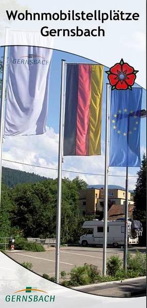 Wohnmobilstellplätze Gernsbach