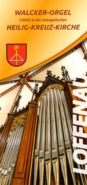 Die Walcker-Orgel (1856)