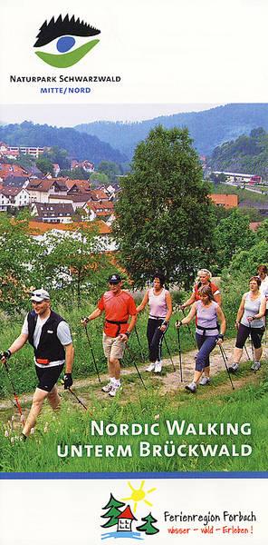Nordic-Walking in Forbach Unterm Brückwald