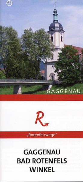 Rotenfelswege - Gaggenau Bad Rotenfels Winkel