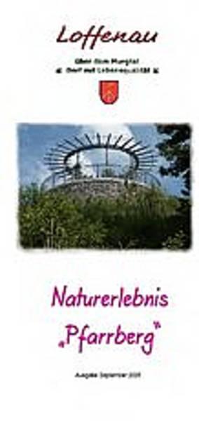 Naturerlebnis Pfarrberg