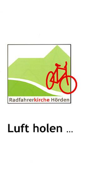 Radfahrerkirche an der Tour de Murg in Hörden