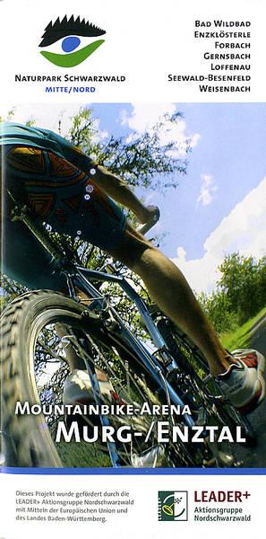 Mountainbike-Arena Murg-/Enztal, Kurzinfo 14 Tourenvorschläge