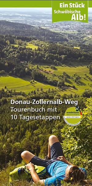Tourenbuch Donau-Zollernalb-Weg
