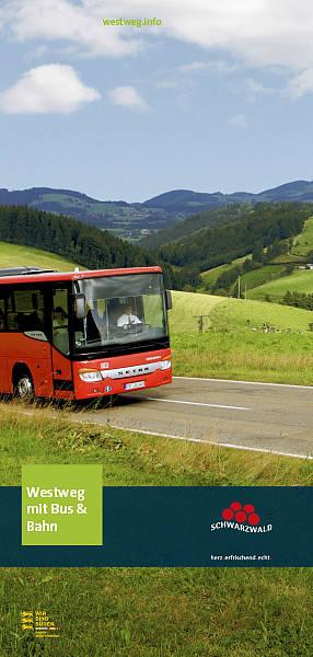 Der Westweg mit Bus & Bahn