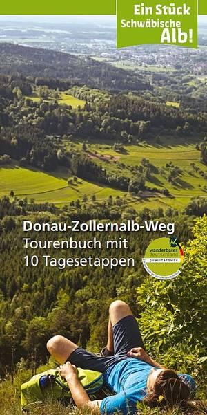 Donau-Zollernalb-Weg / Pocketguide