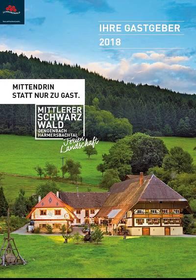 Gastgeberverzeichnis des Mittleren Schwarzwalds