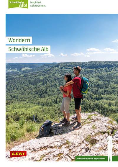 Wandern Schwäbische Alb - Wandermagazin 2019