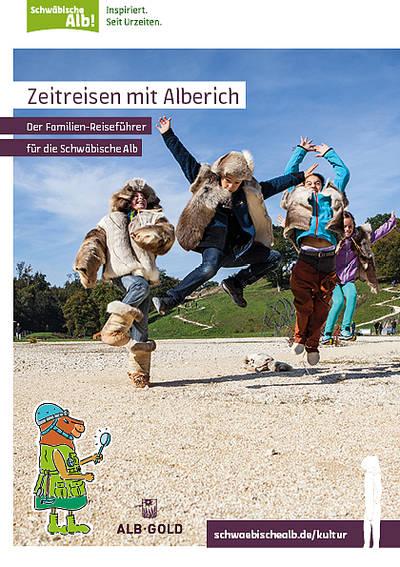 Zeitreisen mit Alberich 2018/19 - Der Familien-Reiseführer