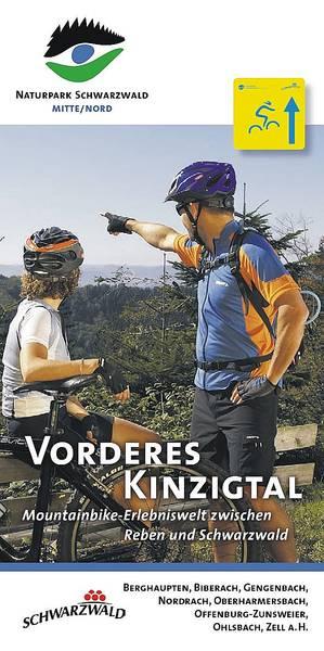 Mountainbike-Erlebniswelt im Vorderen Kinzigtal Flyer