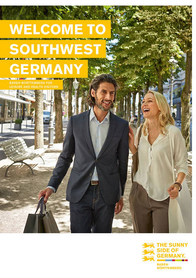Welcome to SouthWest Germany - Baden-Württemberg for Leisure and Health Visitors