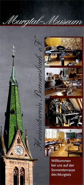 Das Murgtal-Museum Bermersbach