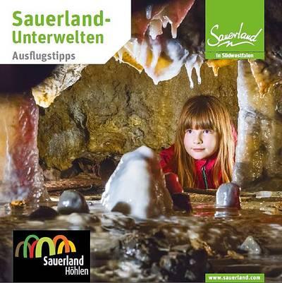 Unterwelten-Ausflugziel - Booklet