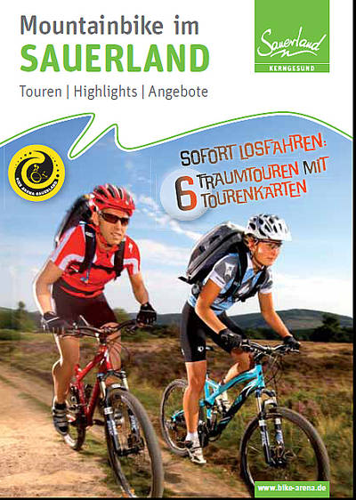 Mountainbike Tourenguide