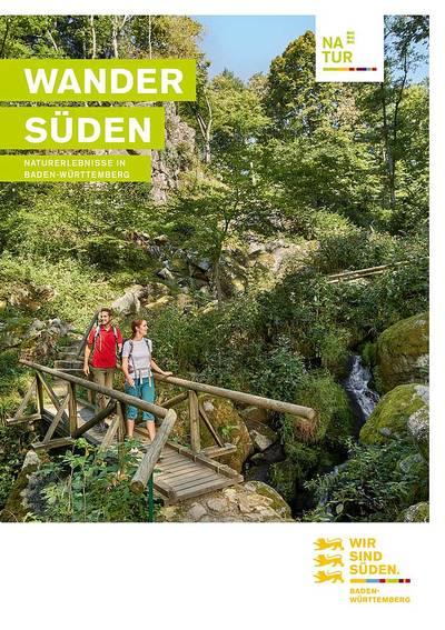 Wandersüden - Wandern in Baden-Württemberg