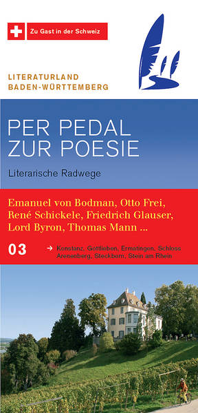 Per Pedal zur Poesie (Route 03)