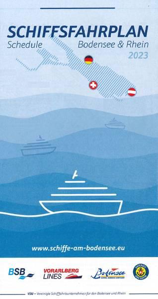 Schifffahrtsplan BSB