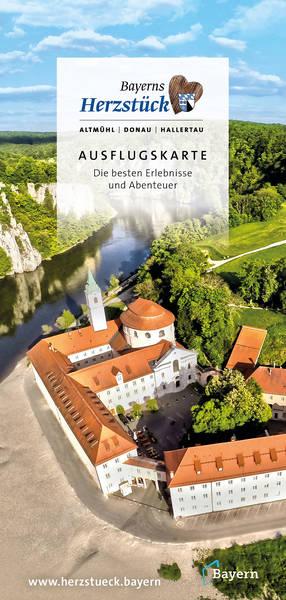 Ausflugsplaner mit Gastronomie und Veranstaltungskalender 2020