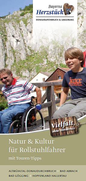 Natur und Kultur für Rollstuhlfahrer