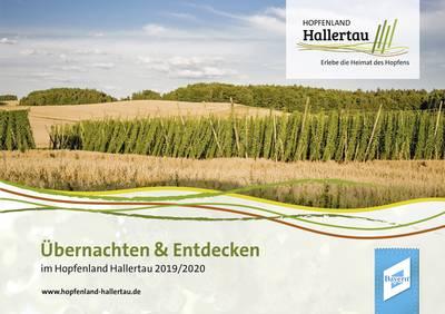 Gästejournal Hopfenland Hallertau 2016