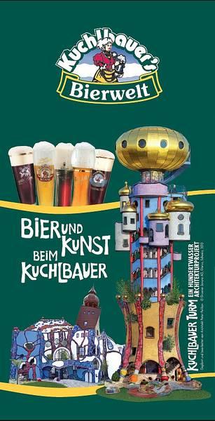 Brauerei zum Kuchlbauer mit Kuchlbauer Turm