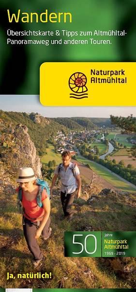 Wandern im Naturpark Altmühltal