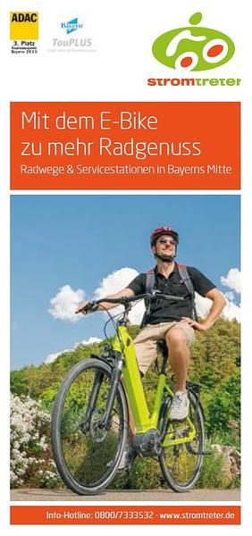 Stromtreter - Mit dem E-Bike in Bayerns Mitte