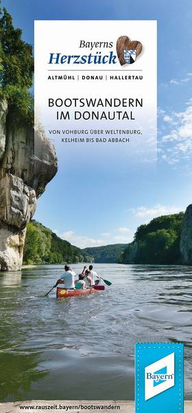 Bootswandern im Naturraum Donautal
