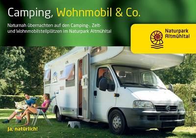 Camping- und Wohnmobilstellplätze im Naturpark Altmühtal