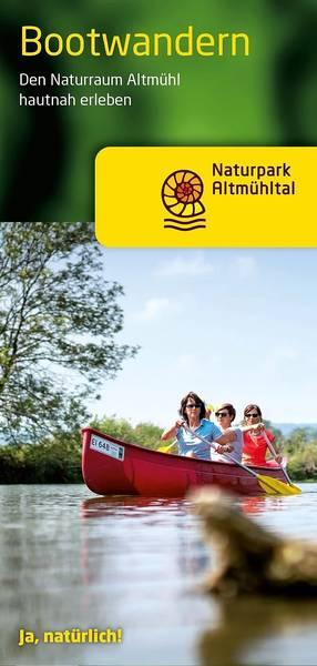 Bootswandern im Naturpark Altmühltal