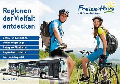 Freizeitbus im Donau- und Altmühltal