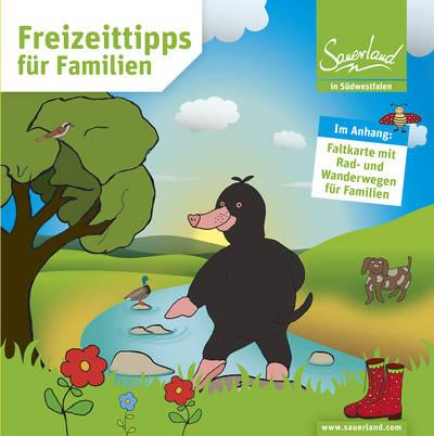 Freizeittipps für Familien - Booklet