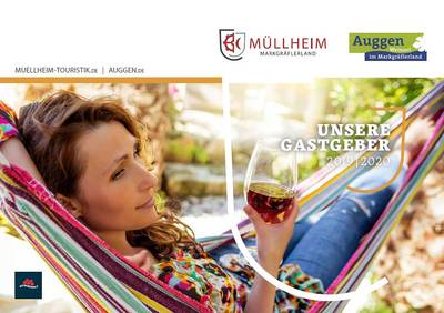 Gastgeberverzeichnis Müllheim & Auggen