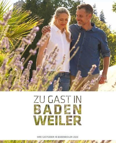 Gastgeberverzeichnis Badenweiler