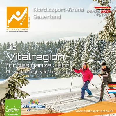 Nordicsport-Arena Sauerland (Winter) - Booklet