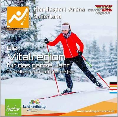 Nordicsport-Arena Sauerland (Winter) - Booklet