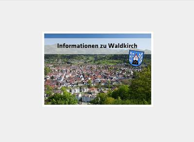 Infopaket Waldkirch