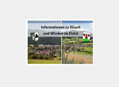 Infopaket Elzach und Winden im Elztal