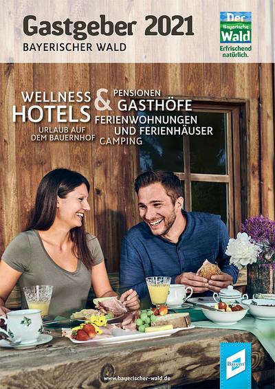 Bayerischer Wald Hotels, Pensionen, Ferienwohnungen  2019