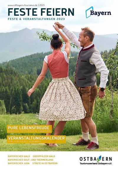 Feste, Veranstaltungen & Weihnachtsmärkte in Ostbayern