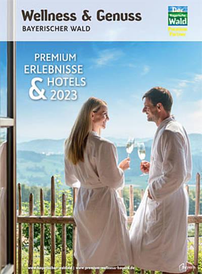 Bayerischer Wald -  Wellness, Hotels, Erlebnis!