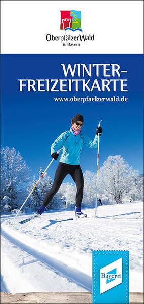 Winterfreizeitkarte Oberpfälzer Wald