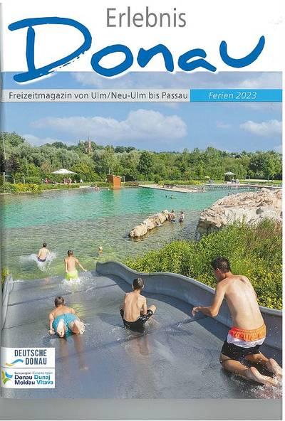 Erlebnis Donau - Freizeitmagazin zur Bayerischen Donau BY