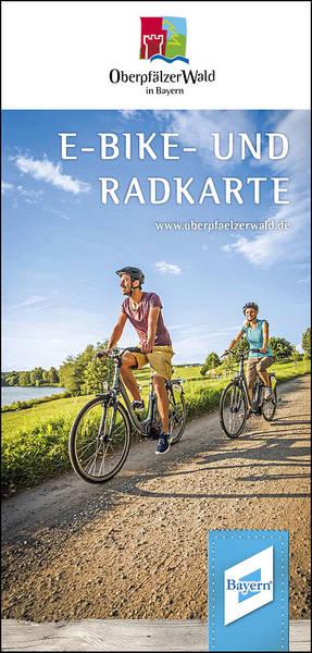 E-Bike und Radkarte Oberpfälzer Wald
