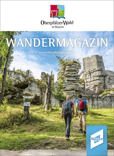 Oberpfälzer Wald Wanderbroschüre