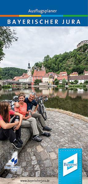 Ausflugskarte Bayerischer Jura