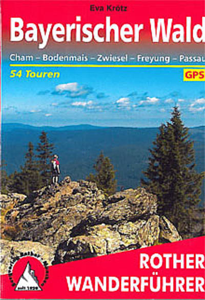 Bayerischer Wald - Rother Wanderführer 14,90 €
