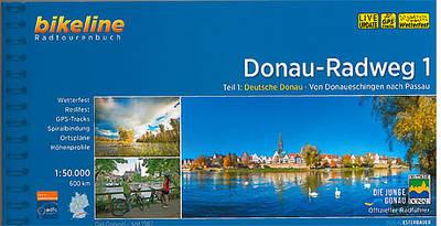 Radwandern von Donaueschingen bis Passau 10,80€