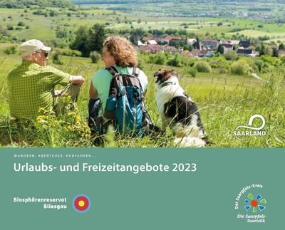 Urlaubs- und Freizeitangebote im Biosphärenreservat Bliesgau 2021